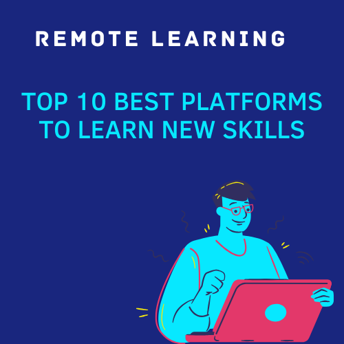 Photo of Top 10 Best Platforms To Learn New Skills