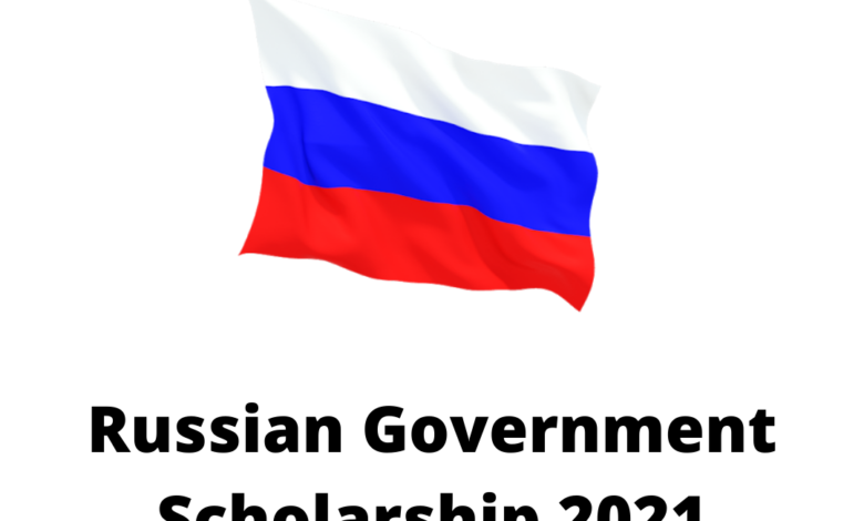 Russian Government Scholarship