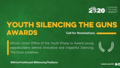 Photo of African Union Youth Silencing the Guns Peacebuilders Awards – Win €5000