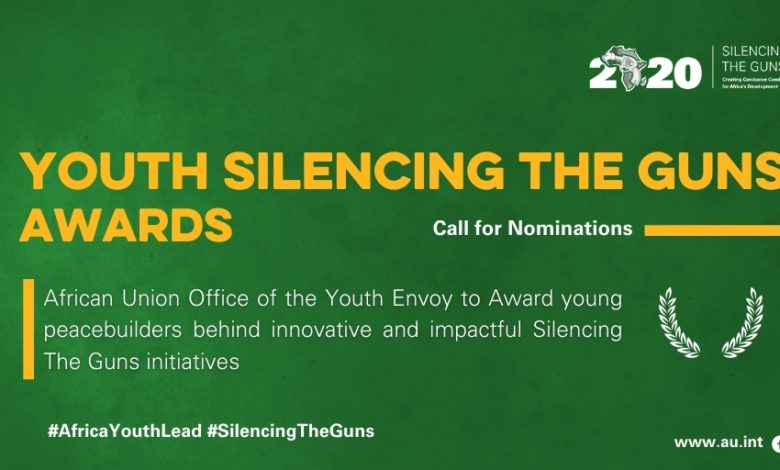 African Union Youth Silencing the Guns