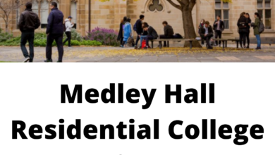Photo of Medley Hall Residential College Bursaries – Up to $15,000