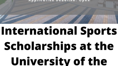 Photo of International Sports Scholarships at the University of the West of England, Bristol – Funded