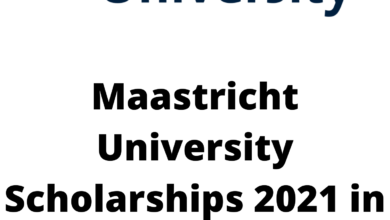 Photo of Maastricht University Scholarships 2021 in the Netherlands – Fully Funded