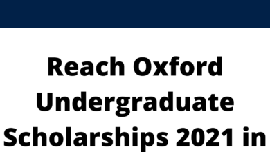 Photo of Reach Oxford Undergraduate Scholarships 2021 in the United Kingdom – Fully Funded