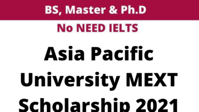 Photo of Asia Pacific University MEXT Scholarship 2021 in Japan – Fully Funded