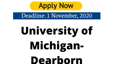 Photo of University of Michigan-Dearborn Scholarship 2020 in the USA