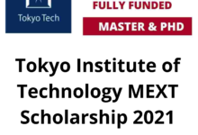 Photo of Tokyo Institute of Technology MEXT Scholarship 2021 in Japan – Fully Funded