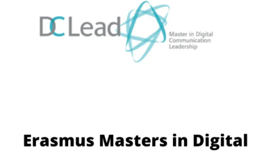 Photo of Erasmus Masters in Digital Communication Leadership Scholarship Program for International Students 2021