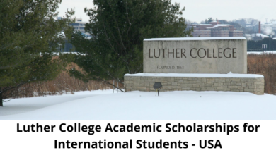 Photo of Luther College Academic Scholarships for International Students – USA
