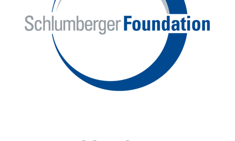 Schlumberger Foundation Fellowship