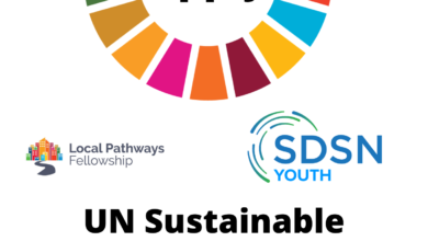 Photo of UN Sustainable Development Solutions Network – Local Pathways Fellow (2021 Cohort)