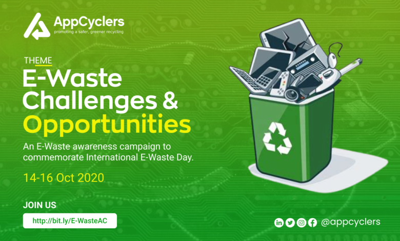AppCyclers E-waste Campaign