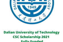 Photo of Dalian University of Technology CSC Scholarship 2021 – Fully Funded