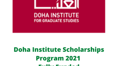 Photo of Doha Institute Scholarships Program 2021 – Fully Funded