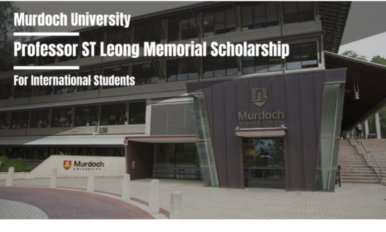 Preview (opens in a new tab) Update Add title Professor ST Leong Memorial Grants for International Students in Australia