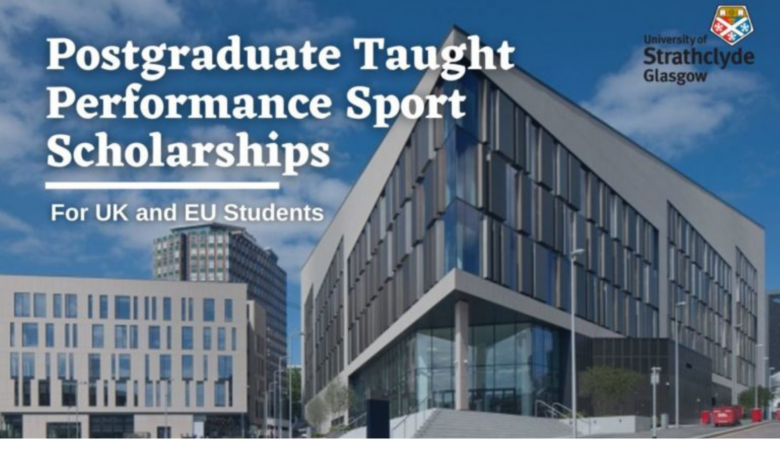 Postgraduate Taught Performance Sport Scholarships for UK and EU Students in the UK