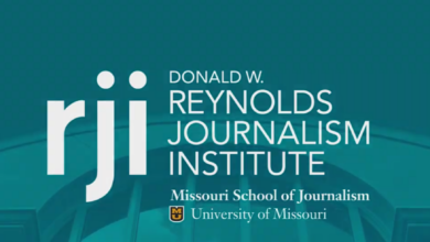 Photo of Donald W. Reynolds Journalism Institute Fellowships in the USA 2021