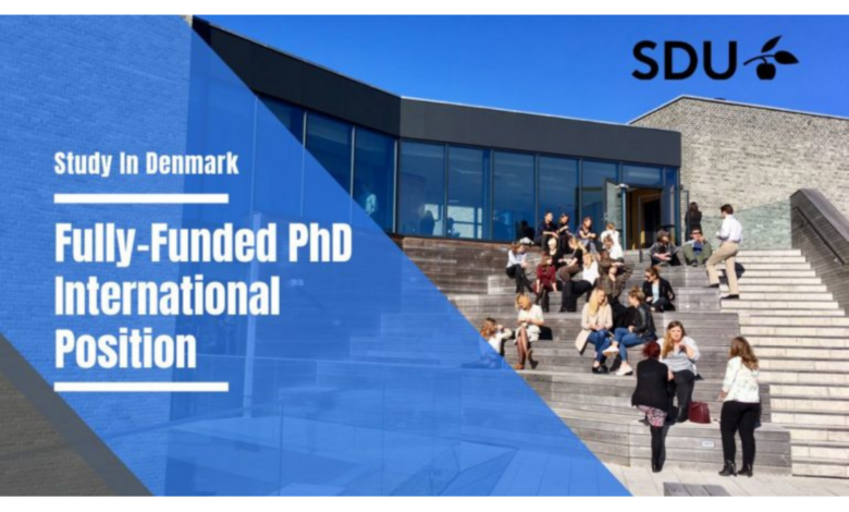 Fully-Funded PhD International Position in Soft Robotics at University of Southern