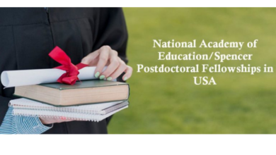Photo of National Academy of Education/Spencer Postdoctoral Fellowships in the USA