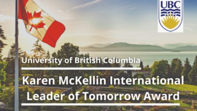 Photo of University of British Columbia KMILOT Undergraduate Scholarship for International Students in Canada – Fully Funded