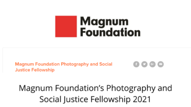 Photo of Magnum Foundation's Photography and Social Justice Fellowship 2021
