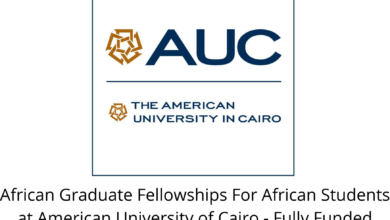 Photo of African Graduate Fellowships For African Students at American University of Cairo – Fully Funded