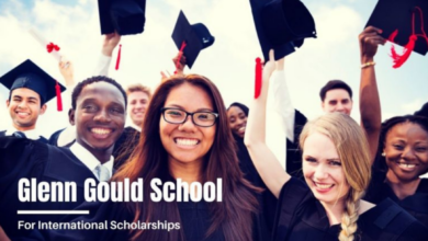 Photo of International Scholarships at Glenn Gould School in Canada, 2021