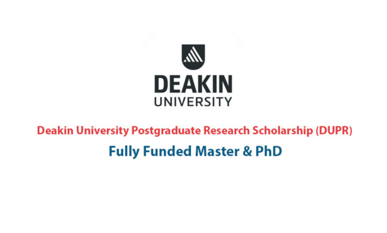 Deakin University Scholarship 2020 in Australia - Fully Funded