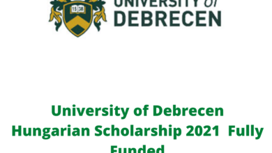 Photo of University of Debrecen Hungarian Scholarship 2021 – Fully Funded