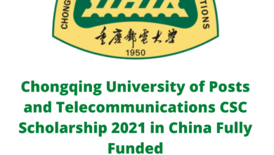 Photo of Chongqing University of Posts and Telecommunications CSC Scholarship 2021 in China – Fully Funded