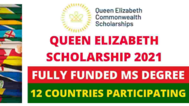 Photo of Queen Elizabeth Commonwealth Scholarship 2021 – Fully Funded