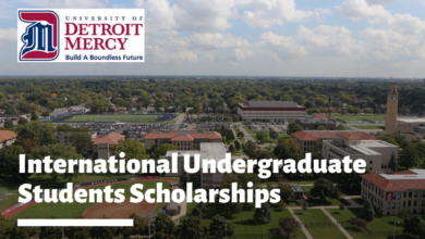 Photo of University of Detroit Mercy Scholarships 2021 in the USA – Funded