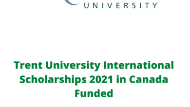 Photo of Trent University International Scholarships 2021 in Canada – Funded