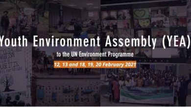 Photo of UNEP Youth Environment Assembly (YEA) Programme 2021