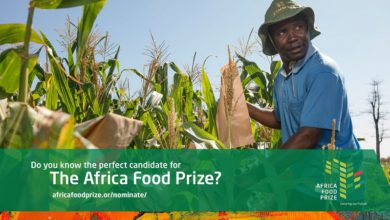 Photo of Africa Food Prize 2021