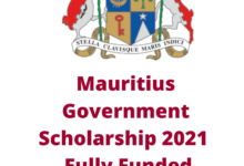 Photo of Mauritius Government Scholarship 2021 – Fully Funded