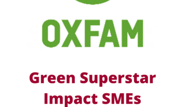 Photo of Green Superstar Impact SMEs Competition 2021