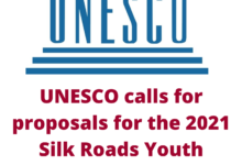 Photo of UNESCO calls for proposals for the 2021 Silk Roads Youth Research Grant