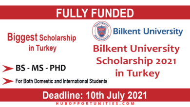 Photo of Bilkent University International Scholarships 2021 in Turkey – Fully Funded