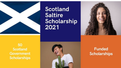 Photo of Scotland Saltire Scholarships 2021 in Scotland – Funded