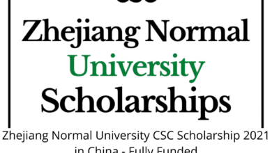Photo of Zhejiang Normal University CSC Scholarship 2021 in China – Fully Funded
