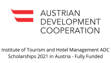 Photo of Institute of Tourism and Hotel Management ADC Scholarships 2021 in Austria – Fully Funded