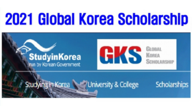 Photo of Korean Government GKS Scholarship 2021 in Korea – Fully Funded
