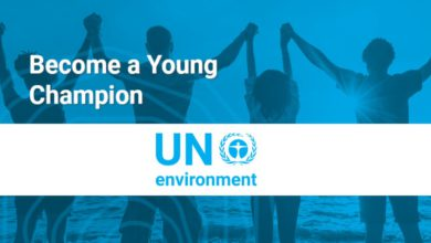 Photo of UN Environment Young Champions of the Earth Prize 2021 for Young Environmental Leaders