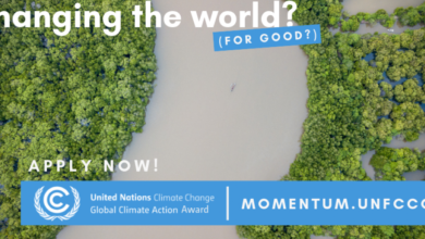 Photo of UNFCC 2021 UN Global Climate Action Awards – Fully Funded