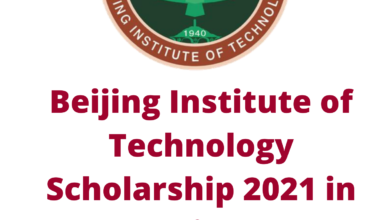Photo of Beijing Institute of Technology Scholarship 2021 in China – Fully Funded