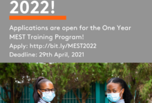 Photo of Meltwater Entrepreneurial School Of Technology (MEST) Training Program – Class of 2022