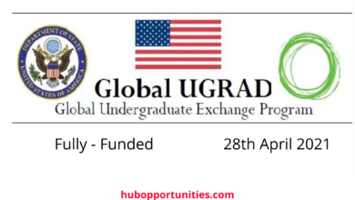 Photo of Global UGRAD Undergraduate Program 2021 in the USA Fully Funded
