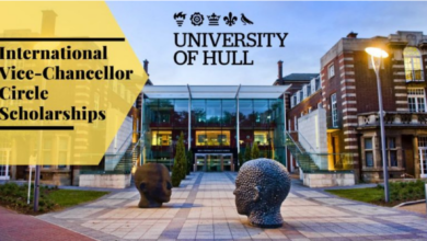 Photo of Hull International Vice-Chancellor Circle Scholarships for MSc in Renewable Energy in the UK, 2021 – Funded