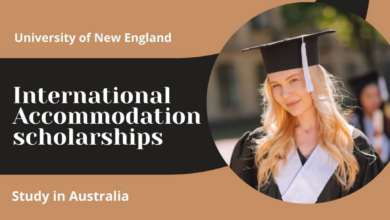 Photo of University of New England Accommodation International Scholarships in Australia